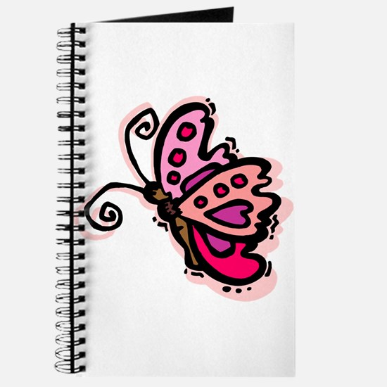 PINK BUTTERFLY [1] Journal