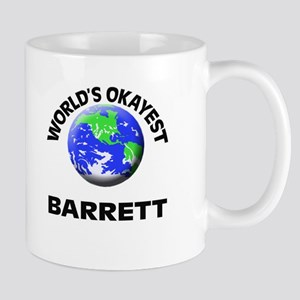 World's Okayest Barrett Mugs