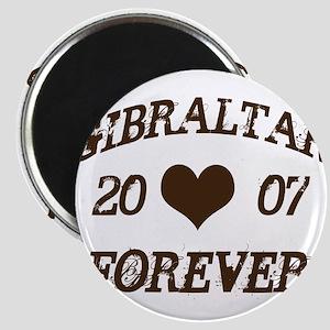 Gibraltar Forever Magnet