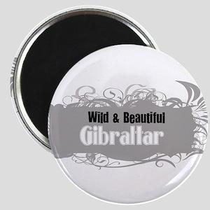 Wild Gibraltar Magnet