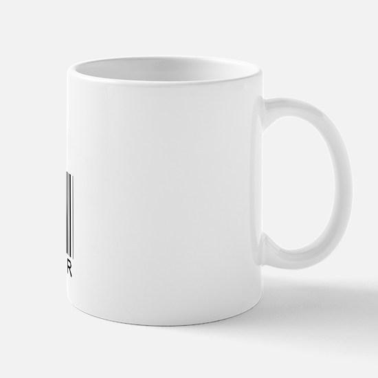 Proudly made in Gibraltar Mug