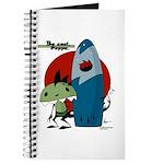 KID FIN Artist's Journal