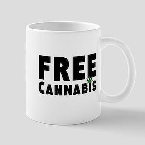 Free Cannabis Mug
