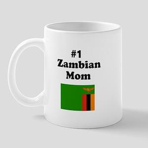 #1 Zambian Mom Mother Mug