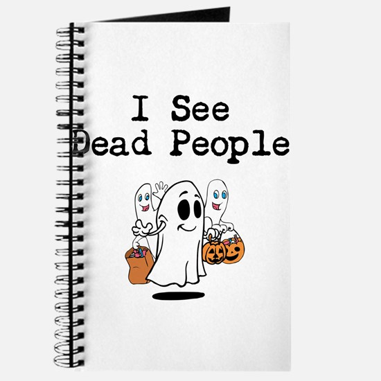 I See Dead People 1 Journal