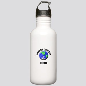 World's Okayest Bob Stainless Water Bottle 1.0L