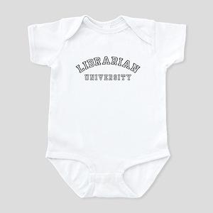 Librarian University Infant Bodysuit