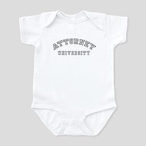 Attorney University Infant Bodysuit