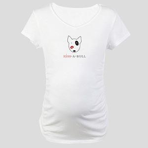 Kiss-A-Bull Maternity T-Shirt
