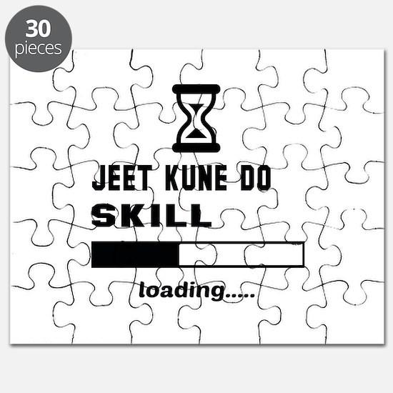 Jeet Kune Do Skill Loading..... Puzzle