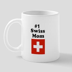 #1 Swiss Mom Mug