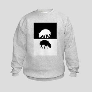 Babirusa Kids Sweatshirt