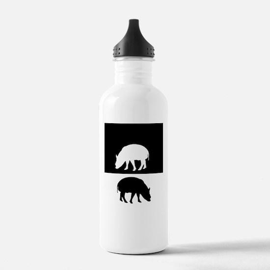 Babirusa Water Bottle