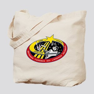 STS 123 Endeavour Tote Bag