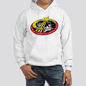 STS 123 Endeavour Hooded Sweatshirt