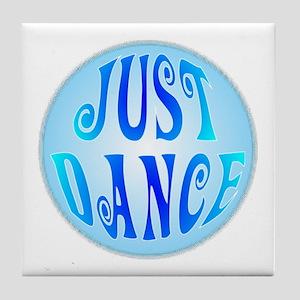 Just Dance! Tile Coaster