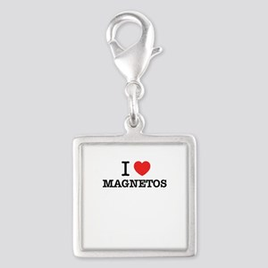 I Love MAGNETOS Charms