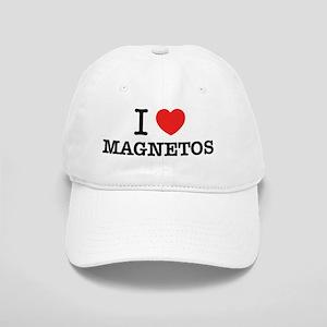 I Love MAGNETOS Cap