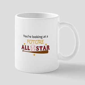 Looking At All Star Mugs