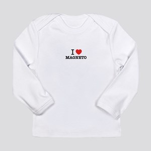 I Love MAGNETO Long Sleeve T-Shirt