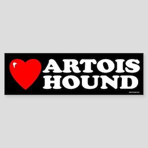 ARTOIS HOUND Bumper Sticker