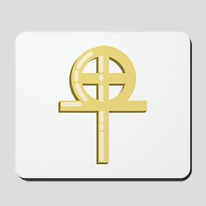 Gnostic Cross Mousepad