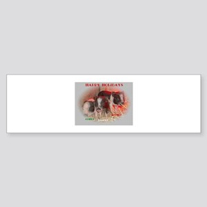 Potbelly Pig Bumper Sticker