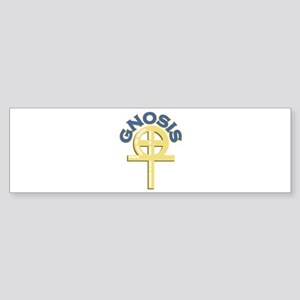 Gnosis Bumper Sticker