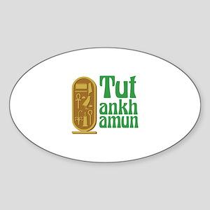 Tutankhamun Sticker