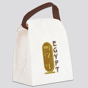 Egypt Canvas Lunch Bag