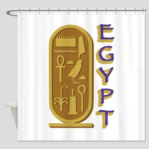 Egypt Shower Curtain
