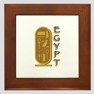 Egypt Framed Tile