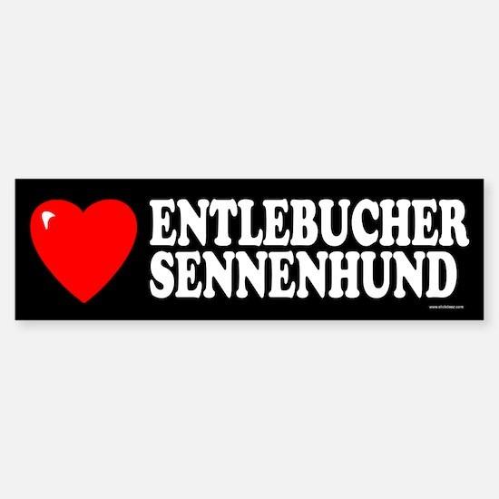 ENTLEBUCHER SENNENHUND Bumper Bumper Bumper Sticker