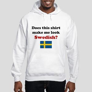 Make Me Look Swedish Hooded Sweatshirt