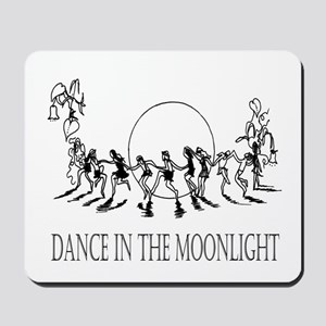 Moonlight Dance Mousepad
