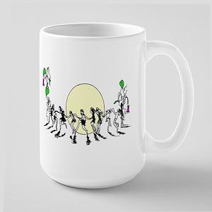 Moonlight Dance Large Mug