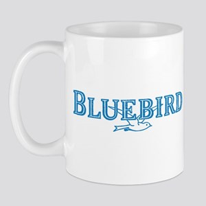 Bluebird Records Mug