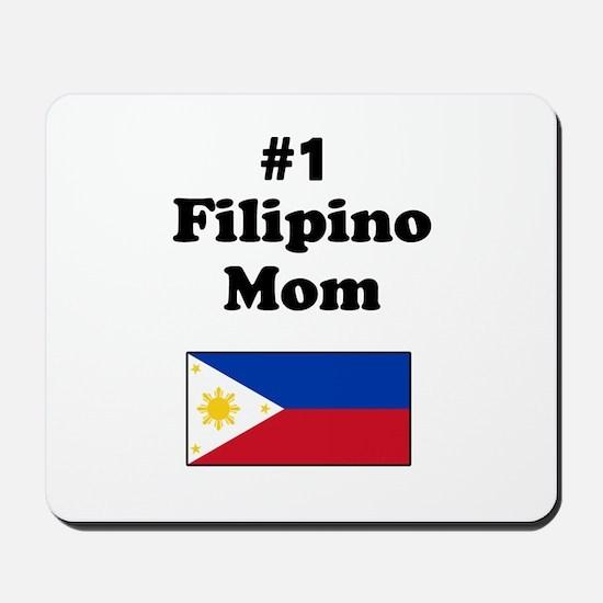 #1 Filipino Mom Mousepad