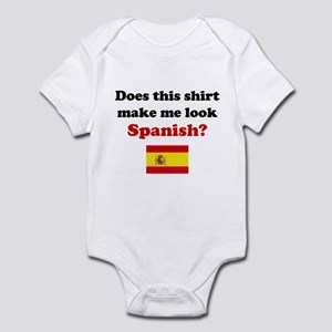 Make Me Look Spanish Infant Bodysuit