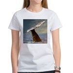 WILD SIDE WHALE Women's T-Shirt