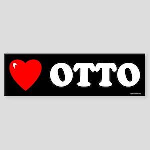OTTO Bumper Sticker