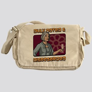 Archer Malory Duly Noted Messenger Bag