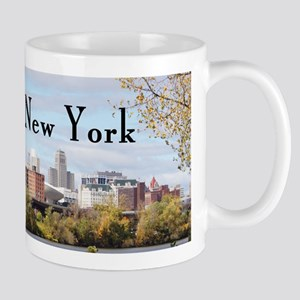 Albany New York Mug