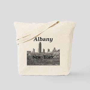 Albany New York Tote Bag