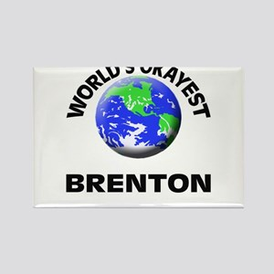 World's Okayest Brenton Magnets