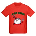 Baby's First Christmas Kids Dark T-Shirt