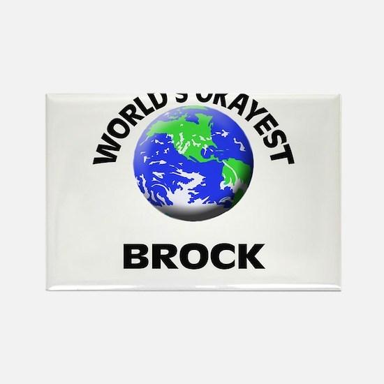 World's Okayest Brock Magnets