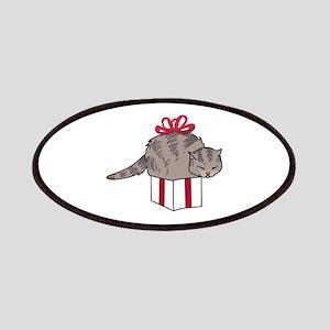 Cat In Present Patch