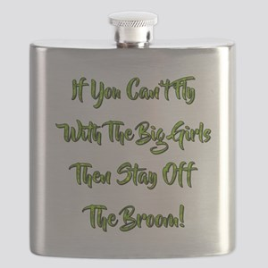 IF YOU CAN'T FLY... Flask