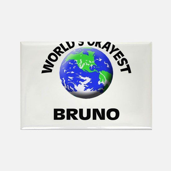 World's Okayest Bruno Magnets